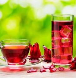 Как чай каркаде влияет на давление – повышает или понижает его?
