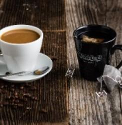 Что понижает давление, а что повышает: чай или кофе?