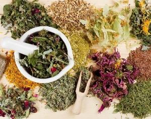 Чай из трав при анемии