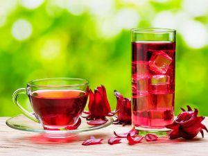 Чай каркаде повышает или понижает давление: как заваривать, свойства