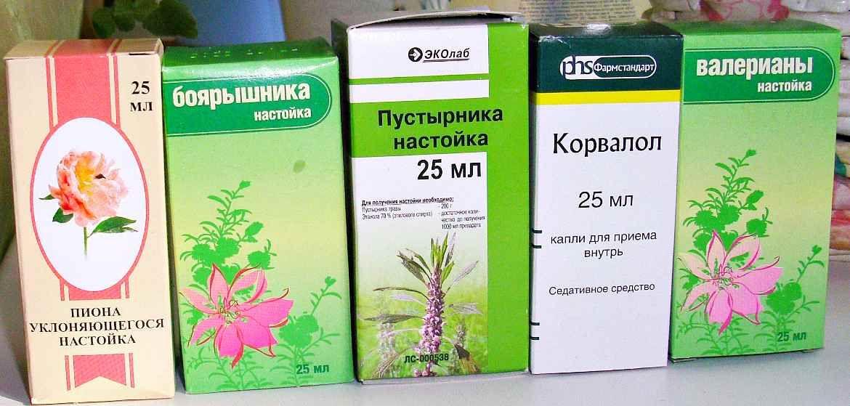 Настойка от повышенного давления – смесь из 5 видов трав для нормализации состояния